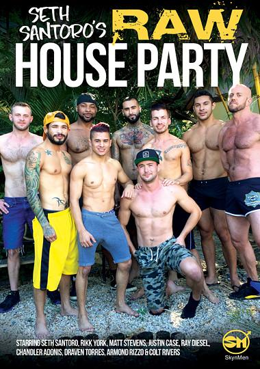 Seth Santoro's Raw House Party Gay Full-length films