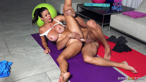 Alexis Fawx - Mother id like to fuck Demands Workout Sex