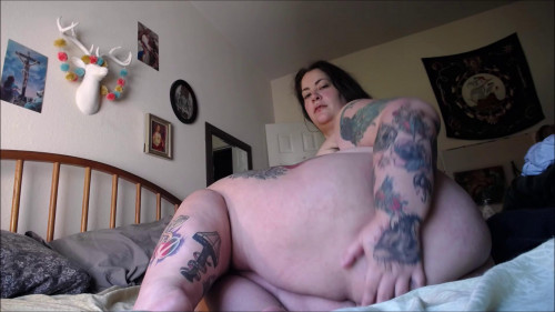 Curvy Witch - Bend Over and Spread BBW