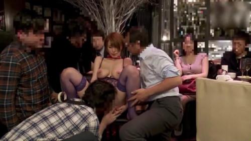 Kimishima Mio H Cup Beauty Big Tits Censored Asian