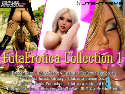 FutaErotica Collection 1 Porn Comics