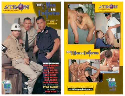 Fantasies of Men in Uniforms Gay Retro