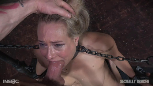Hard tying, domination and torment for bare hawt doxy Full HD 1080p