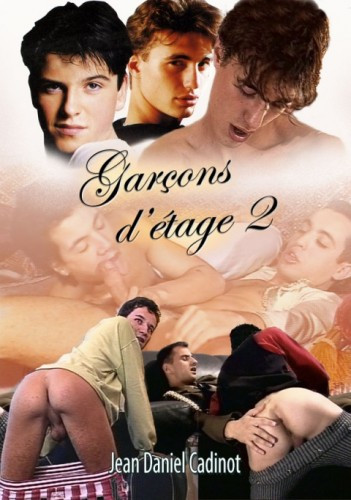 Garsons D' Etage Part 2 - Lucien Lebrun, Guillaume Montroy, Philippe Rey Gay Retro