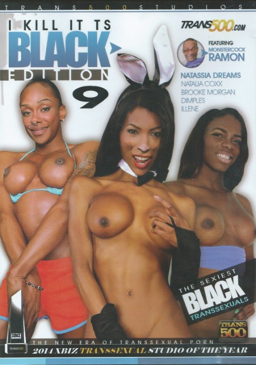 I catch It Ts Part 9 Black Edition SheMale