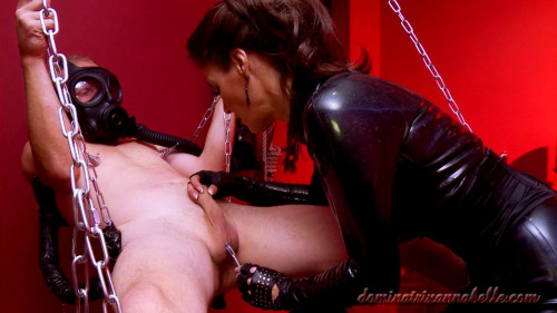 Perfect Sweet Full Magic Cool Collection Dominatrix Annabelle. Part 4. Femdom and Strapon