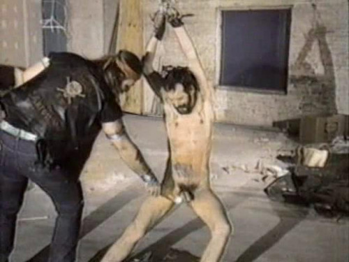 Crime Does Pay & The End Gay BDSM