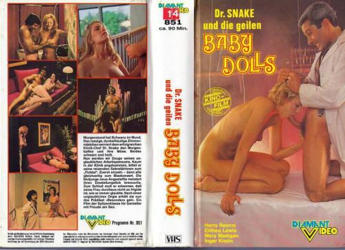 Dr. Snake und die geilen Baby Dolls (1973) - Elithea Lewis, Mary Madigan