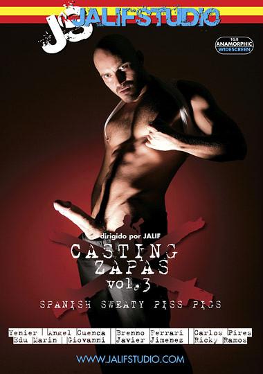 Casting Zapas Vol. 3 Sweaty Piss Pigs - Edu Marin, Brenno Ferrari, Jack Benelli