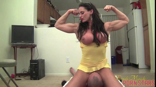 Female Muscle Cougars And Muscle Porn part 37