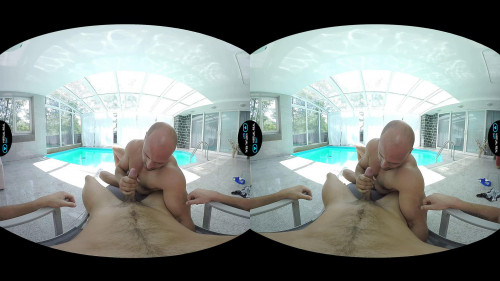 Virtual Real Gay - Swimming Trainer (Android/iPhone) Gay 3D stereo