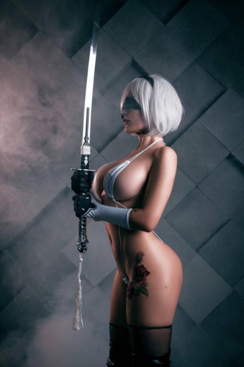 Kalinka Fox Porn Photo