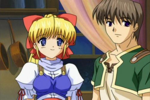 Princess Holiday: Korogaru Ringo Tei Senya Ichiya Anime and Hentai