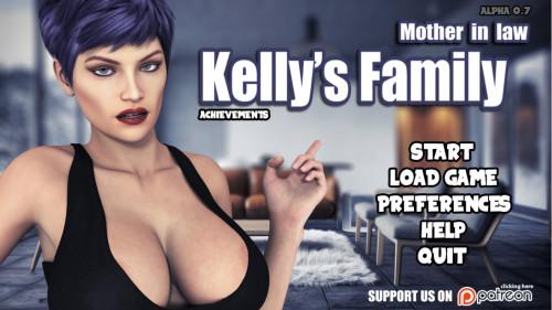 Kelly's Family – Mom in Law 0.07 Windows Comics