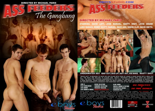 Ass Feeders The Gangbang Gay Full-length films