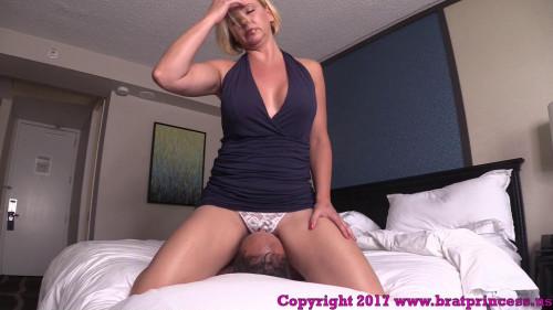 Brianna - Wife Face Sits Cuckold Husband