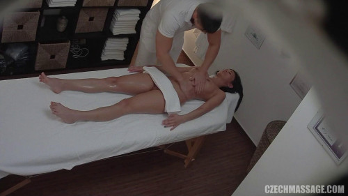Czech Massage Scene number 302 Hidden camera