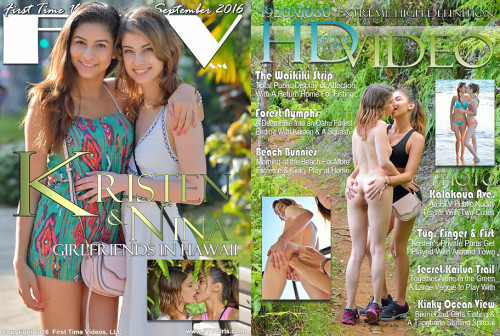 Kristen Scott & Nina North – The Waikiki Strip