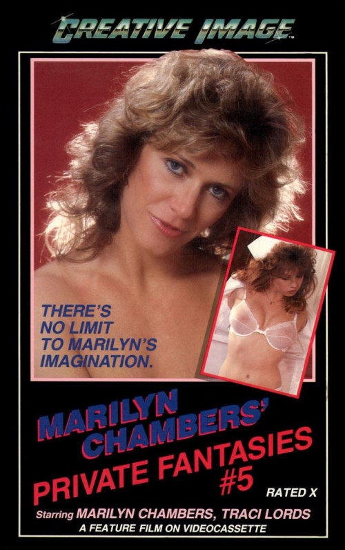 Marilyn Chambers Private Fantasies Vol.5