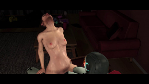 Special Delivery 3D Porno