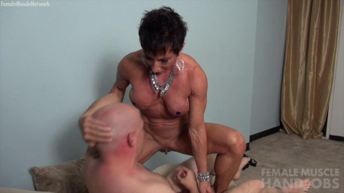 Anna Phoenixxx - Stronger. Faster. Harder. And That's Just The Hand Job Handjob