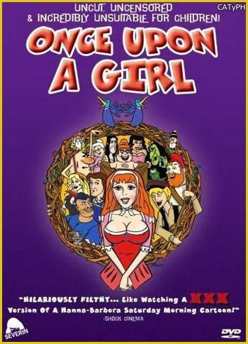 Once Upon A Girl Cartoons