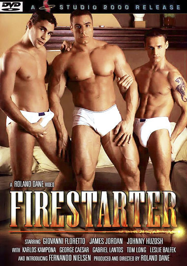 Firestarter - Giovanni Floretto, James Jordan, Johnny Huzosh