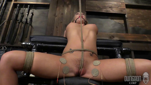 Dungeon Corp - Bailey Brooke - Shes Asking for It