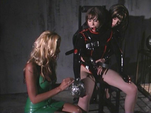 Nicole Sheridan's Domination Diaries Part 2 BDSM Latex