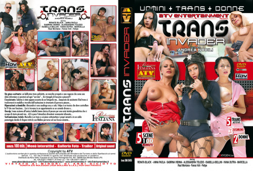 Trans Invader Transsexual