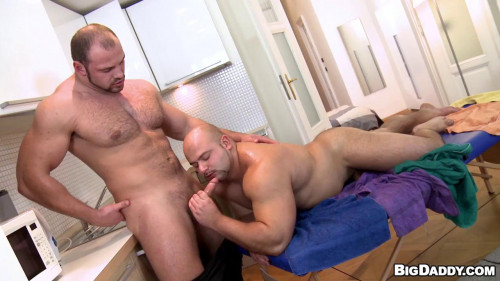 Strong Men Fucking - Marcus & Tomm