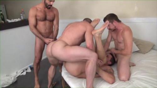 Desperate Men Enjoy Hardcore Fuck & Orgy