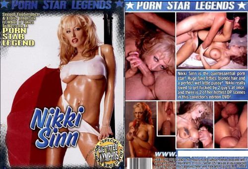 Porn Star Legends: Nikki Sinn