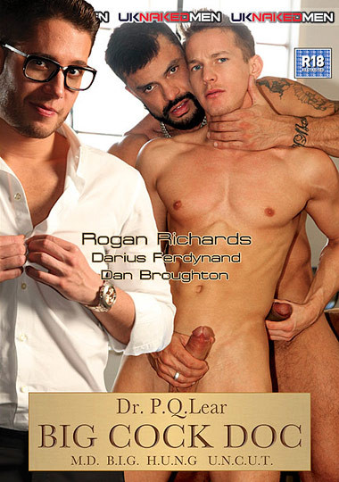 UK Naked Men - Big Cock Doc Gay Porn Movie