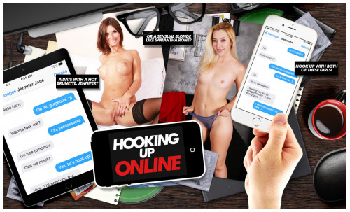 Hooking Up Online Erotic games