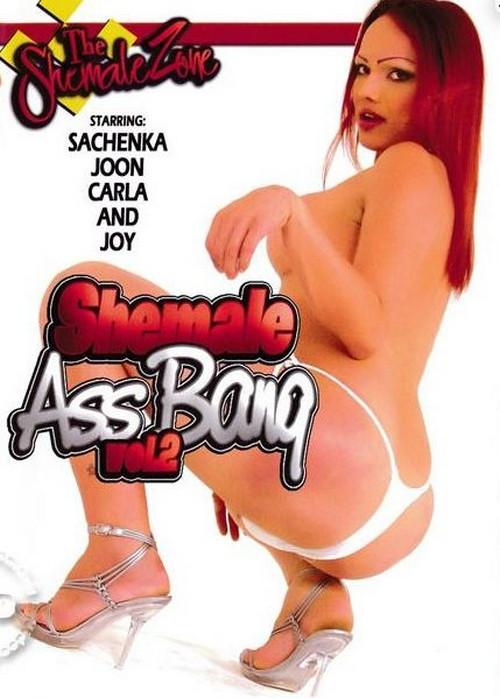 Shemale Ass Bang Vol. 2