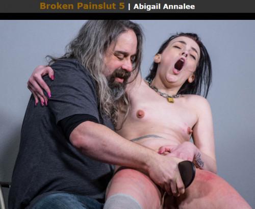 Paintoy - Broken Painslut part 5 BDSM
