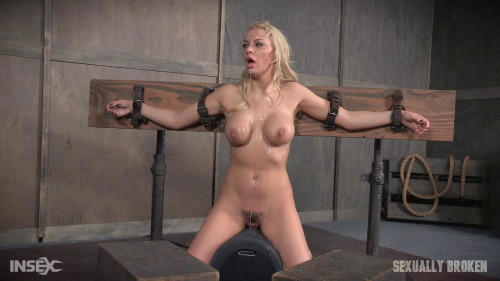 Kenzie Taylor Is Your Typical Porn Bimbo - HD 720p BDSM
