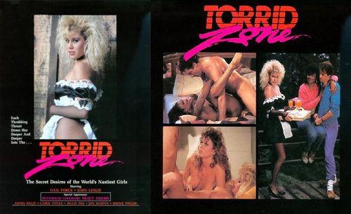 Torrid Zone (1987) - Angel Kelly, Carol Titian, Gail Vintage Porn