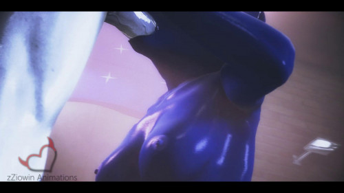 Luna x Shining Hentai