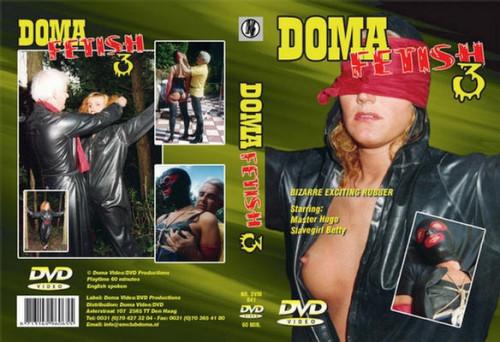 Doma Fetish Vol. 3