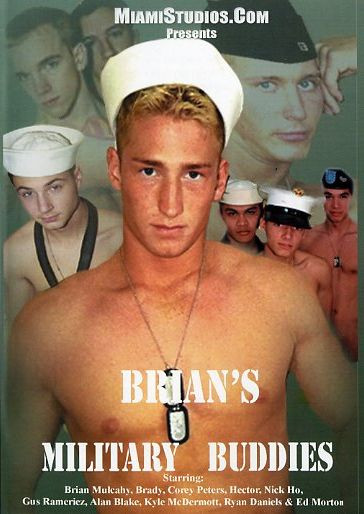 Brian's Military Buddies Gay Movie