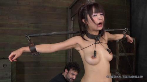 infernal restraints marica hase - marica_s pole - Extreme, Bondage, Caning