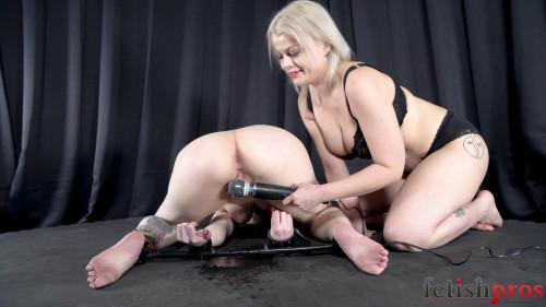 Puddles in Bondage BDSM
