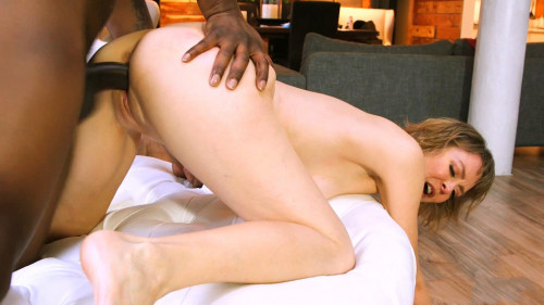 Jamie Foster - Hubby`s asleep, so Jamie gets BBC!