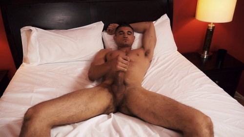 Eric Blade, vol.19 Year Old Straight Dude Unleashes His Massive Cock Gay Solo