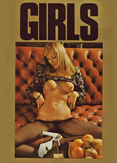 Girls vol 2,3,6,7,8 Magazines
