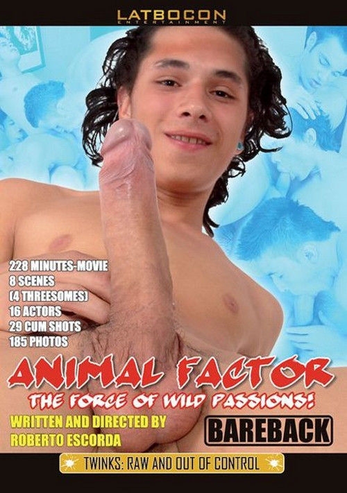 Animal Factor Gay Full-length films