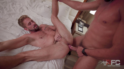 RFuckClub - Tyler Roberts & Wesley Woods - Rough Honeymoon Sex