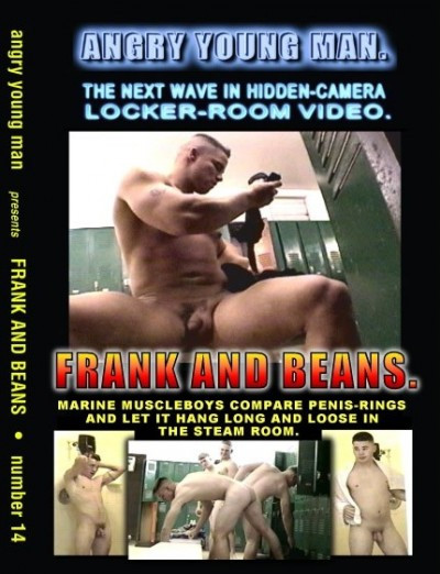 Frank and Beans Cover Front